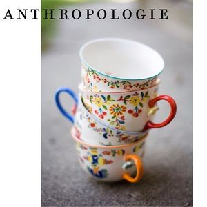 Anthropologie Cadiz Mug